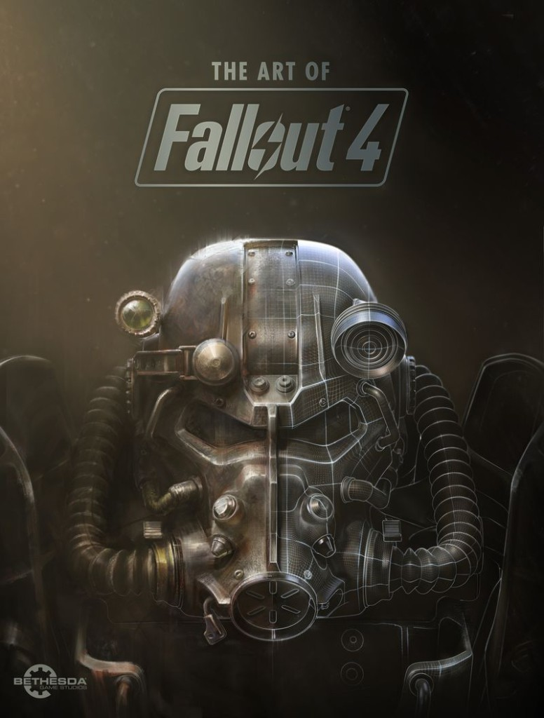 Art of Fallout 4 cover