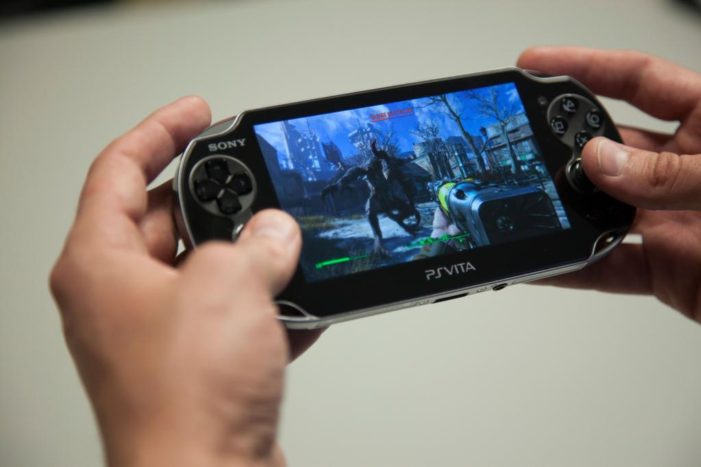 Fallout 4 PS Vita