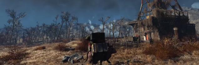 Fallout 4 - Brahmina